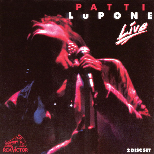Essentials LuPone CD COver 411