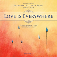 Recordings Love Everywhere Cover 411