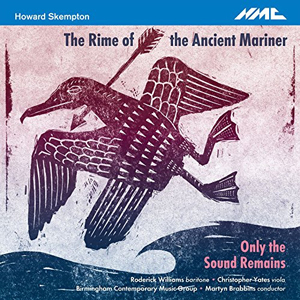 Recordings Rime of the Ancient Mariner Cover 1017