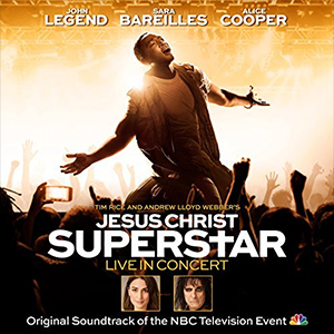Recordings Jesus Christ Superstar Cover 1018