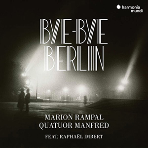 Recordings Bye Bye Berlin Cover 1118