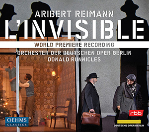 Recordings Invisible cover 1218