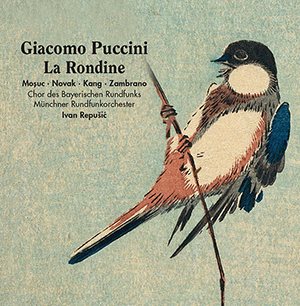 Recordings Rondine Cover 818
