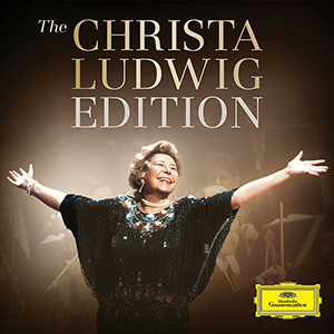Recordings Christa Ludwig Cover 918