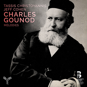 Recordings Gounod Melodies Cover 119