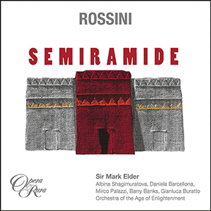 Recordings Semiramide Cover 119