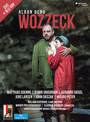 Recordings Wozzeck Cover 118