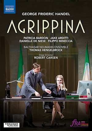 Recordings Agrippina Cover 219