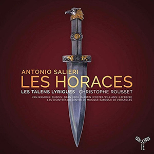 Recordings Les Horaces Cover 219