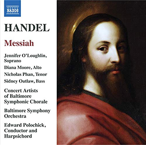 Recordings Messiah Cover 219