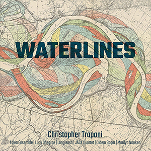 Recordings Waterlines Cover 419