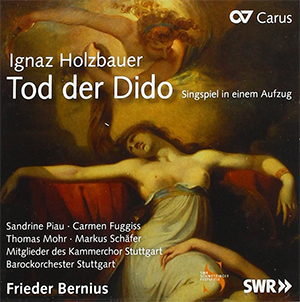 Recordings Holzbauer Tod der Dido cover 519