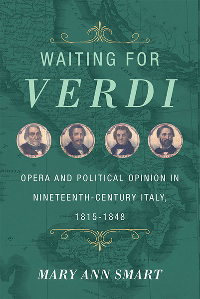 Books Waiting for Verdi lg 619