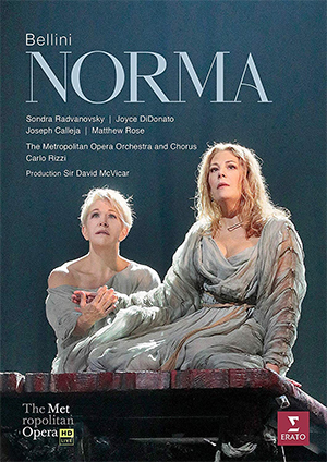 Recordings Norma Cover 619