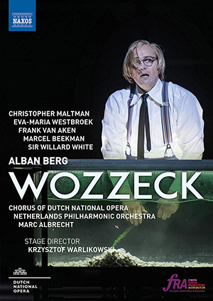 Recordings Wozzeck Cover 619