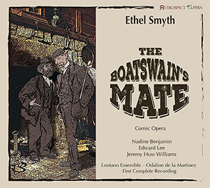 Recordings Boatswain Cover 919