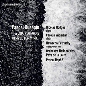 Recordings Dusapin Cover 919