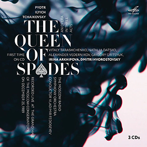Recordings Queen of Spades Cover 919